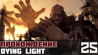 Dying Light Прохождение На Русском #25 - Украсть украденное / Где же ты, брате?