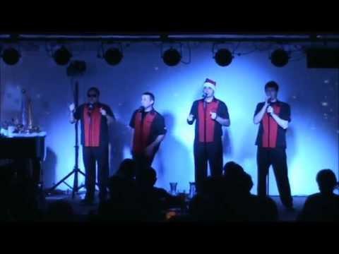 BLEND - A Doo Wop Christmas 12-12-2014 - YouTube
