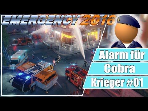 Emergency 2016 | Alarm für Cobra Krieger | Lets Play #01