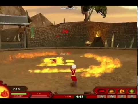Avatar: Legends of the Arena (inaccessible online game