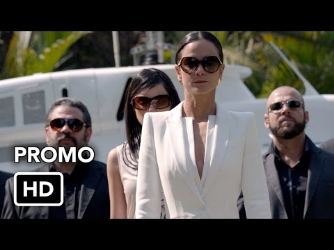 """Queen of the South (USA Network) """"Witness The Rise"""" Promo HD"""