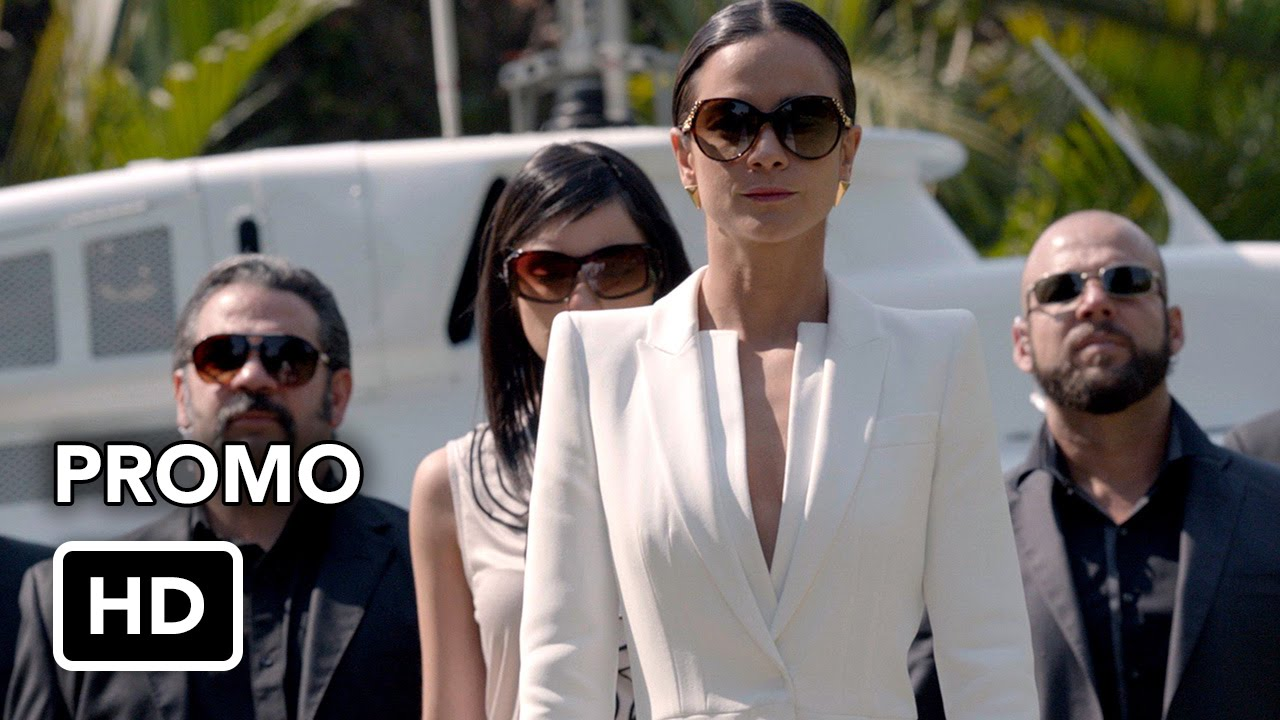 Queen Of The South Usa Network Witness The Rise Promo Hd Youtube