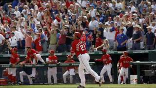 Texas Rangers Victory Song