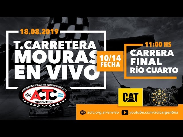 10-2019) Río Cuarto: Final TCM, TCPM y TC Pick Up