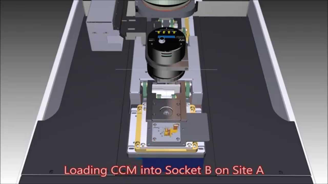 Smartphone Camera Module Ff Type Focusing System F 100