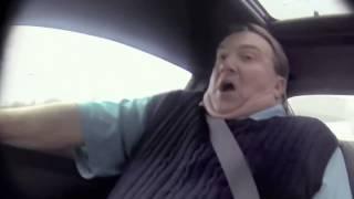 Сумасшедший тест драйв при продаже машины  СУПЕР ПРИКОЛ!!!