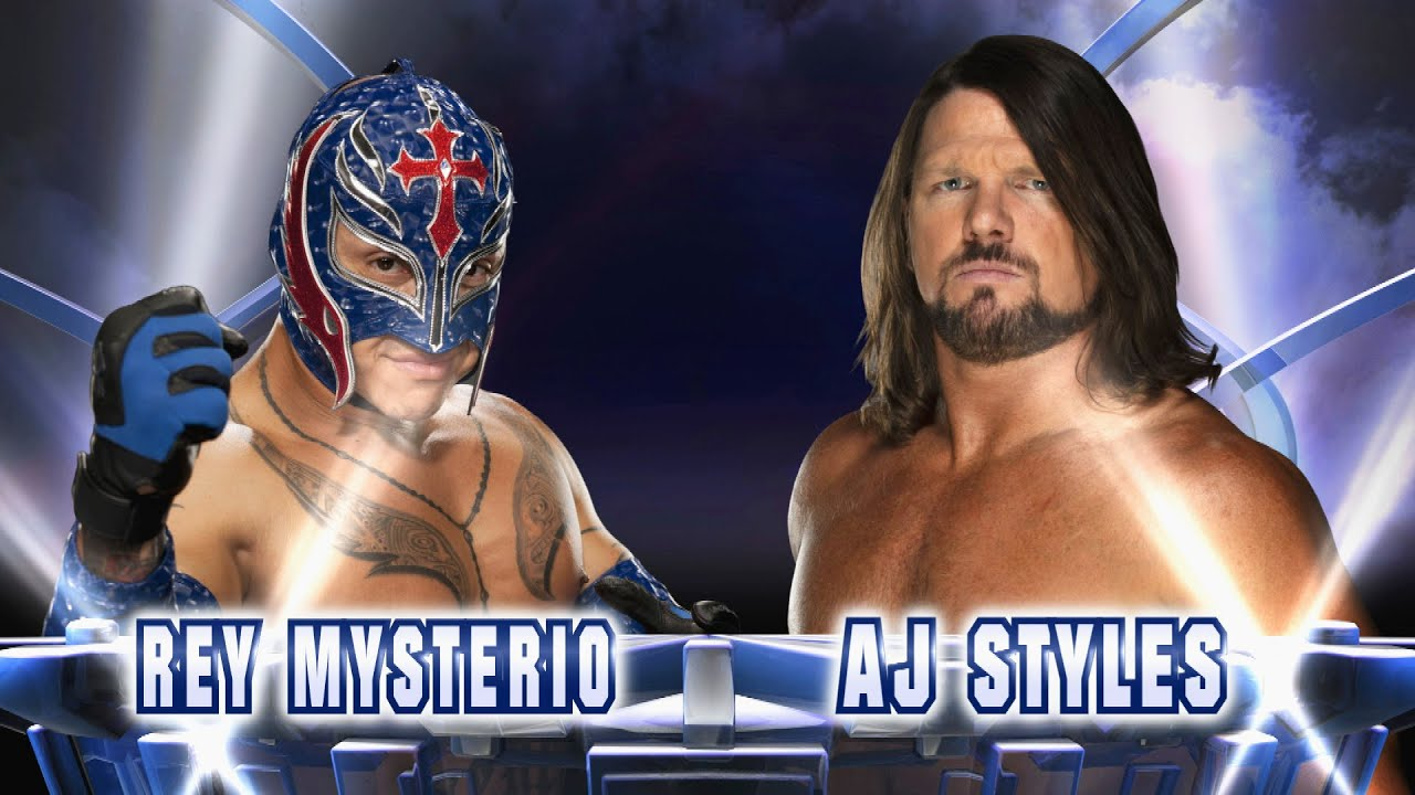 who is aj styles