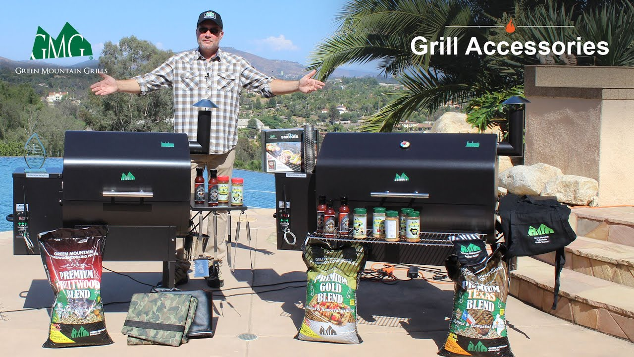 Image result for green mountain grill accessories