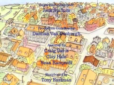 Richard Scarry's Best Learning Songs Video Ever! Custom Credits