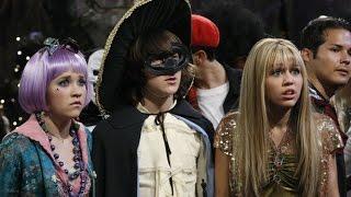 Сериал Disney - Ханна Монтана (Сезон 1 Серия 17) Между двумя ХаннамиlСтрашно веселый Хеллоуин