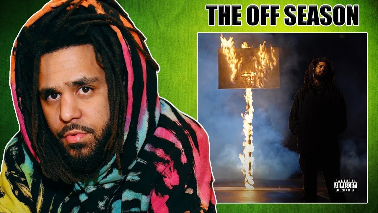 J. Cole Releases New Album The Off-Season: Listen