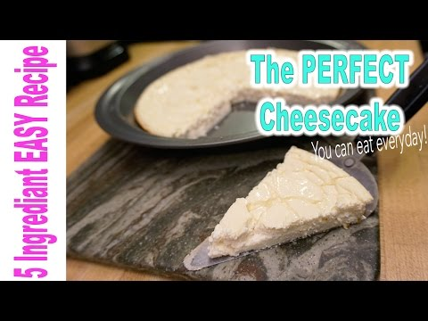 Healthy CHEESECAKE Recipe | Did I Say FAT FREE? | EP 8