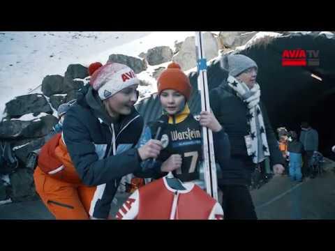 Skisprungnachwuchs in Willingen
