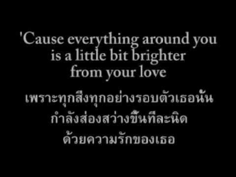Notes'n'Word - One Ok Rock [Lyrics + Thai Sub]