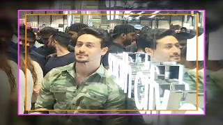 Actor Tiger Shroff Launched Lifestyle Store in Gachibowli | ABN Entertainment