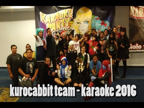 Kurocabbit Team (karaoke) - Expo Tnt Navidad 2016