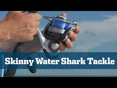 Inshore Shark Fishing in the Florida Keys - Florida Sport Fishing TV Rigging Station