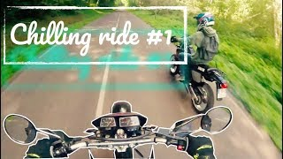 | DTR 125 | Chilling Ride #1 : Supermot' + Enduro