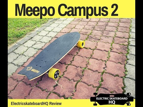 How affordable can an Eskate be - Meepo Campus 2 Review