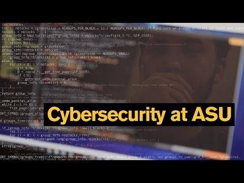 Cybersecurity at Arizona State University (ASU)