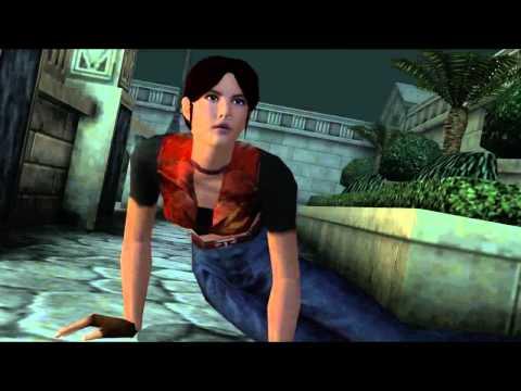 Resident Evil Code: Veronica X  cutscenes