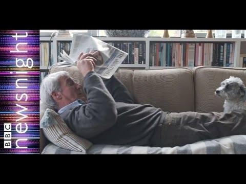 Election Night: Dimbleby Vs Paxman - Newsnight