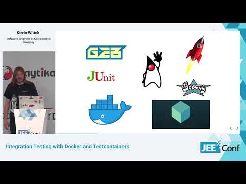 Integration Testing with Docker and Testcontainers