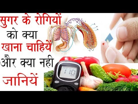 Diabetes me kya khaye kya naa khaye-Sugar me kya khana chahiye-sugar me kya nahi khana chahiye