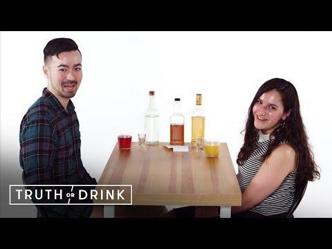 Exes (Gavin & Amy) | Truth or Drink | Cut