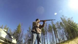 SVT 40 shooting