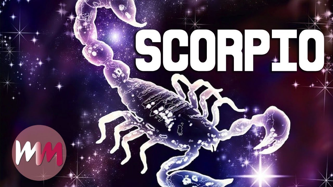 The Seven Symbols of a Scorpio