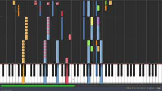 "*HD* Piano Tutorial - How to play ""Cannon Rock"" by Jerry C"