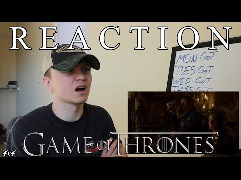 Game Of Thrones S4E4 'Oathkeeper' REACTION