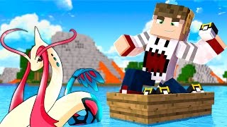Minecraft: MILOTIC NOVO POKEMON ! - POKEMON CHAMPIONS 2 #07 ‹ PORTUGAPC ›