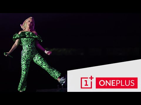 "Katy Perry - Never Really Over ""Live at One Plus Music Festival"""