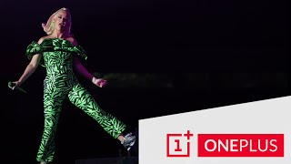 """Gambar cover Katy Perry - Never Really Over """"Live at One Plus Music Festival"""""""