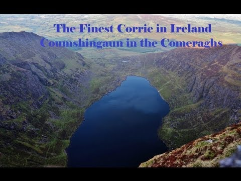 Comeragh Mountains - The Finest Corrie in Ireland