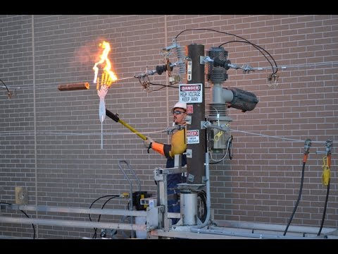 SCI Live Line Electric Safety Demo