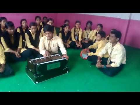 Heri sakhi mangal gao ri (chauk purao) by my students