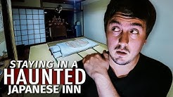 I Stayed the Night in a Haunted Japanese Inn