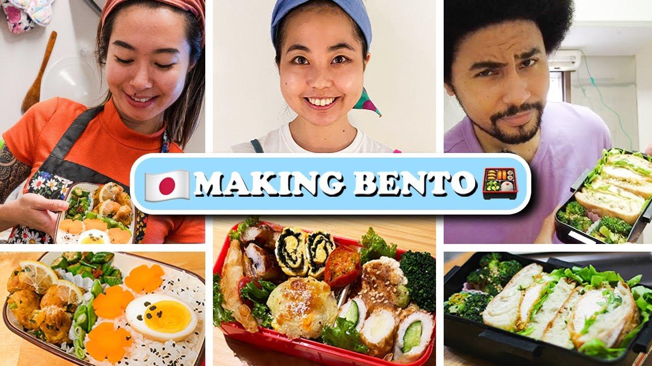 Cooking Simple & Delicious Japanese Bentos 🍱