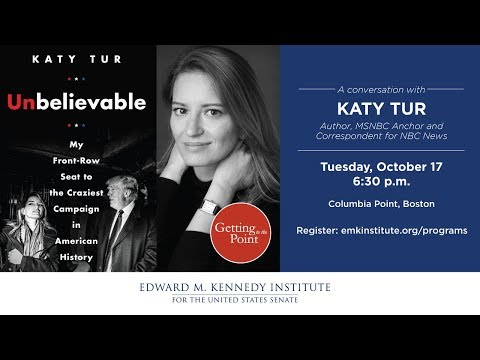 Getting to the Point with Katy Tur