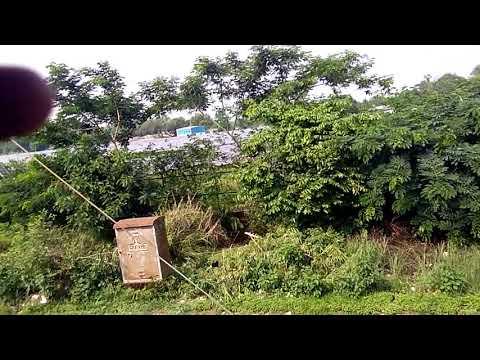 Solar cells in Allahabad.