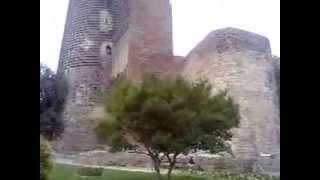 Девичья Башня в Баку - Bakı Qız Qalası