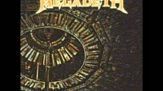 Megadeth - Dance in the Rain (Official)