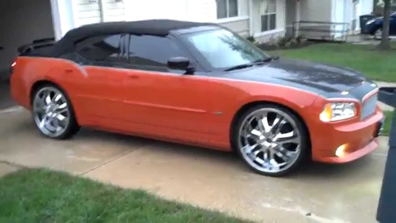 Convertible Dodge Charger R T On Dale 24 S Update