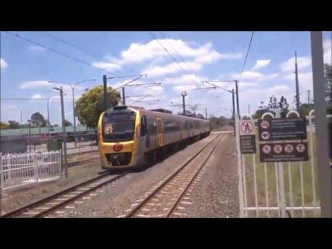 Queensland Rail Santa Express 2015