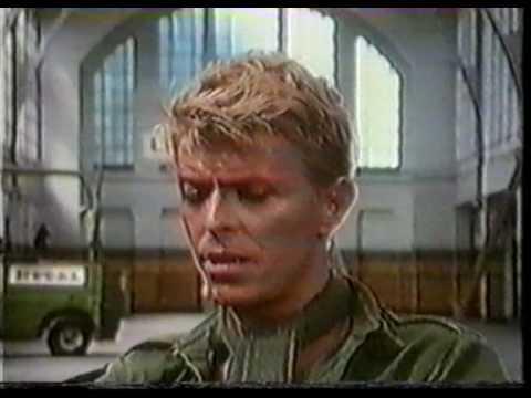 David Bowie New Zealand tv interview 1982-part 2 of 2
