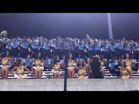 """Power"" Southern University Marching Band and Dolls 2017-2018"