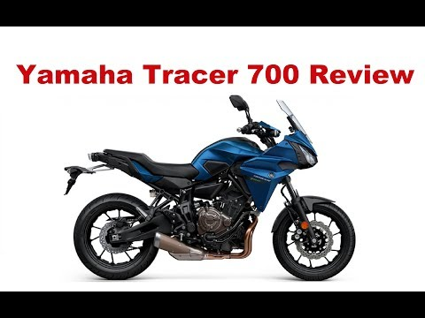 The Best Middleweight Adventure Motorcycles - Yamaha Tracer 700 - Test Ride & Review